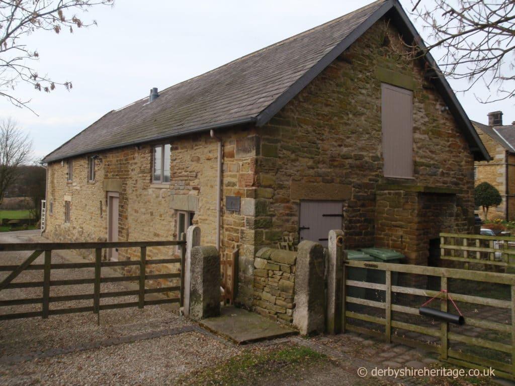 Egstow Hall cruck barn