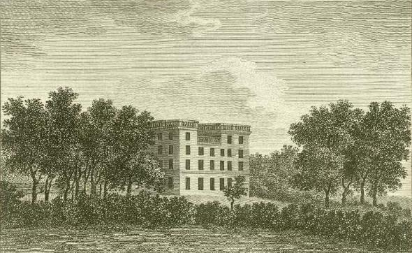 Tupton Hall 1800