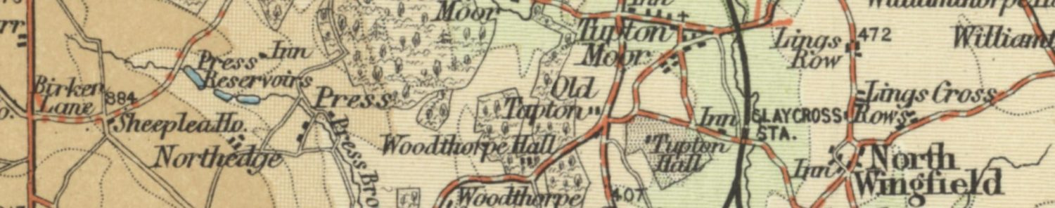 A History of Tupton